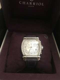 Charriol Diamond watch