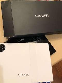 Chanel 座枱年曆+memo