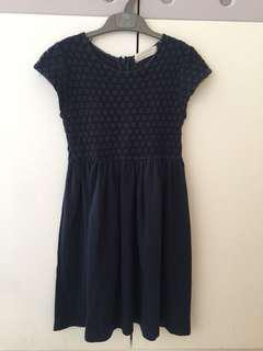 Dress zara 8/9 year