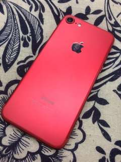 iPhone 7 32gb (Red Edition)