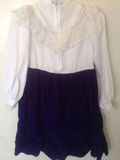 Costume/Occasional dress for kids age 4 to 5 old