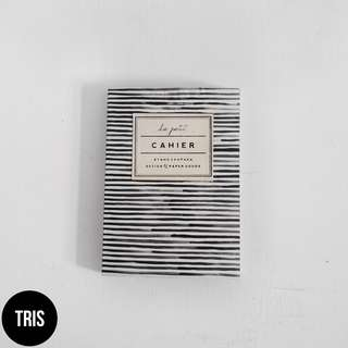 AYANG CEMPAKA STRIPES NOTEBOOK
