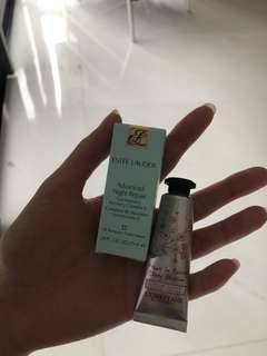Loccitane handcream + estee lauder advanced night repair
