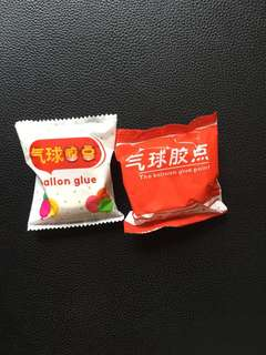 (In stock)Balloons Glue point