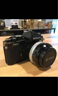 Nikon FM2 + Nikkor 50/1.4 NEGO!