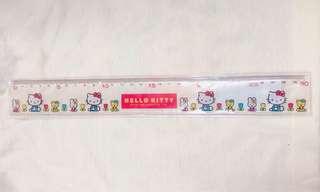 Hello Kitty 日本製30cm間尺(Sanrio)