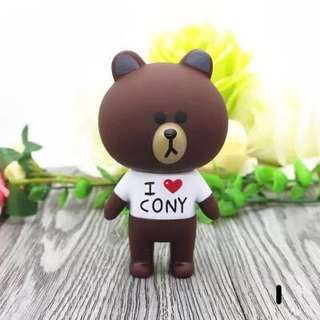 Line friends - cake display/ topper