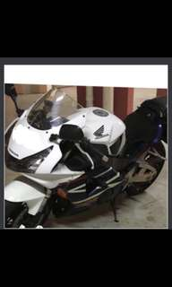 Cbr954RR with $3500 rebate