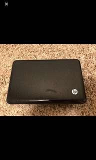 不議價 Hp laptop mini 1000 2GB RAM 連火牛 有原裝套