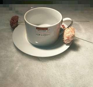 🚚 白色咖啡杯組