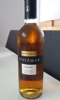 Vistamar Moscatel Late Harvest, Limari Valley, Chile 2014 甜酒