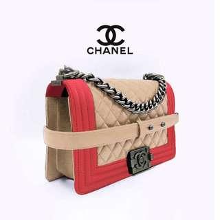 Chanel Leboy 2tone