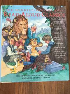 One hundred and one Read-Aloud Classics