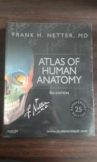Netter - Atlas of Human Anatomy 6th ed.