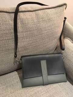 Grey bag Etsy