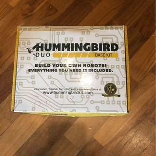 HUMMINGBIRD DUO Base Kit