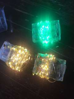 50M LED fairy lights
