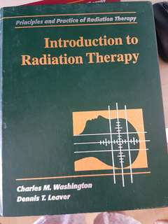 Radiation Therapy and Physics