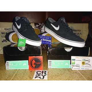 Nike SB Stefan Janoski OG Black/White Original