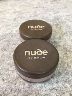 Bundle Nude by Nature Mineral Bronzer