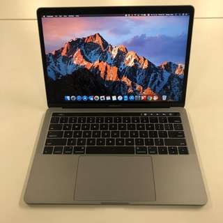 """Customized MacBook Pro 13"""" Touch Bar New Condition (2016)"""