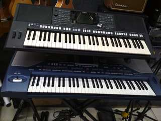 Keyboard Yamaha Korg Roland
