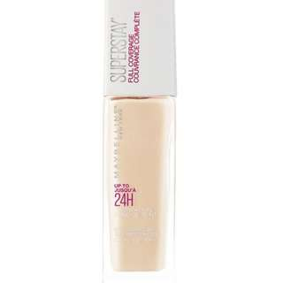 Maybelline SuperStay 24hr Full Coverage Foundation (Used)