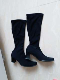 High heel boots...by JOY and PEACE