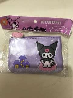 Sanrio Kuromi 散子包+八達通套