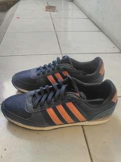 Adidas Neo City Racer Navy Original