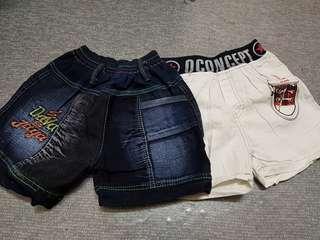 Combo: Shorts