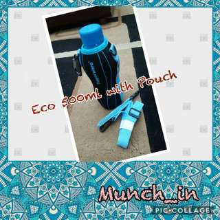 Tupperware Brands - Eco 500ml with Pouch (1 set)