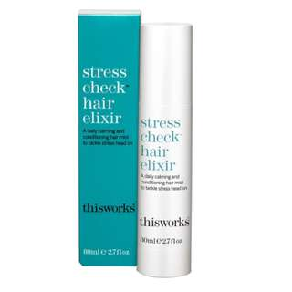 This Works Stress Check Hair Elixir Travel Size 5ml