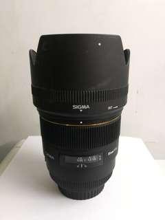 Sigma EX 85mm F1.4 DG HSM for Canon