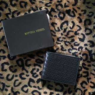 Bottega Veneta Wallet Black