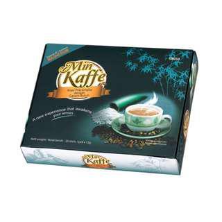 MIn kaffe (100%original from HQ)