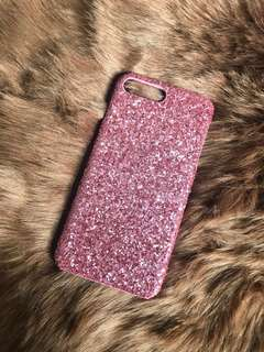 Glittered Backcase for iPhone 7+/8+