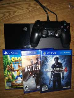 PS4 500GB!! STEAL!!