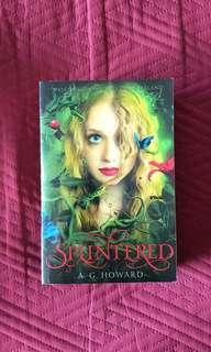 Splintered Series by A.G. Howard