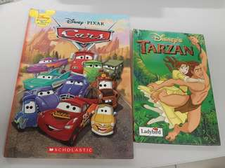 [SET OF 2] Disney children's books!