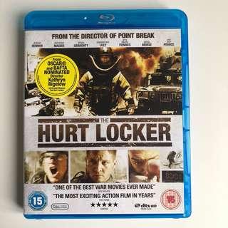 The Hurt Locker Blu-ray