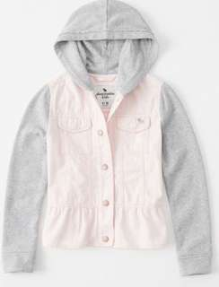 Girl Abercrombie & Fitch Jacket