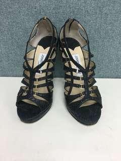 Jimmy Choo straps heels sz 36