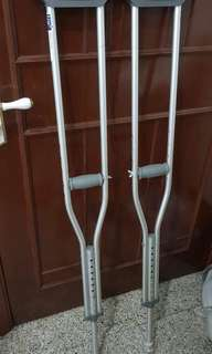 🚚 Used Crutches