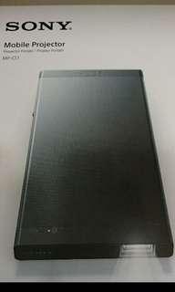 Sony MLP-C1 Laser Projector