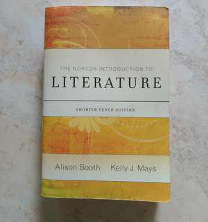 Literature (Alison Booth, Kelly J. Mays)