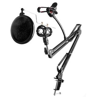 Condenser Microphone Stand Holder 360 Lazypod