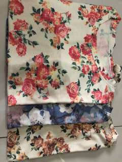 Take all 65rb Flowery Top