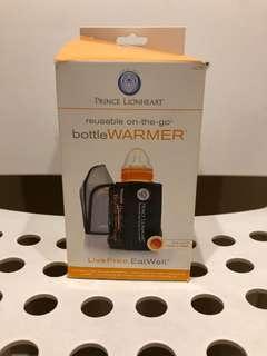 Prince Lionheart Reusable On The Go Bottle Warmer