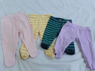Newborn Bottoms bundle of 4